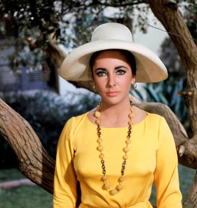Elizabeth Taylor dans Le Chevalier des sables
