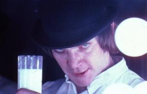 Orange mécanique (A Clockwork Orange, GB/USA 1970-71)