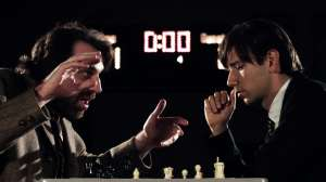 Screenshot du film Ivory Tower.