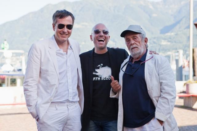 Avec Manlio Gomarasca et Aldo Lado