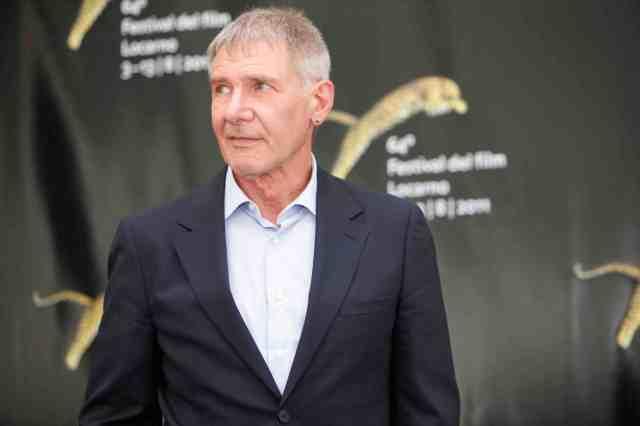 Harrison Ford. © Festival del film Locarno / De Maria