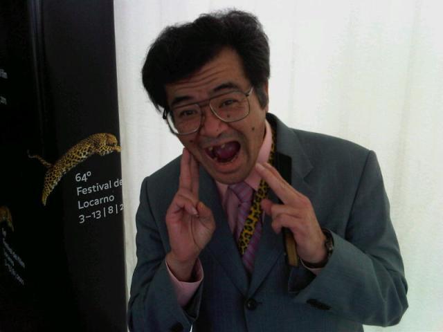 Takaaki Nomi, acteur en Saya Samurai