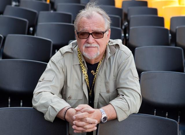 Lamberto Bava. © Festival del film Locarno / Ivana De Maria