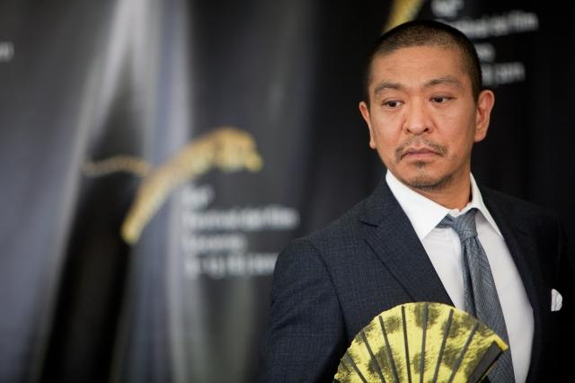 Hitoshi Matsumoto, régisseur Saya Zamurai