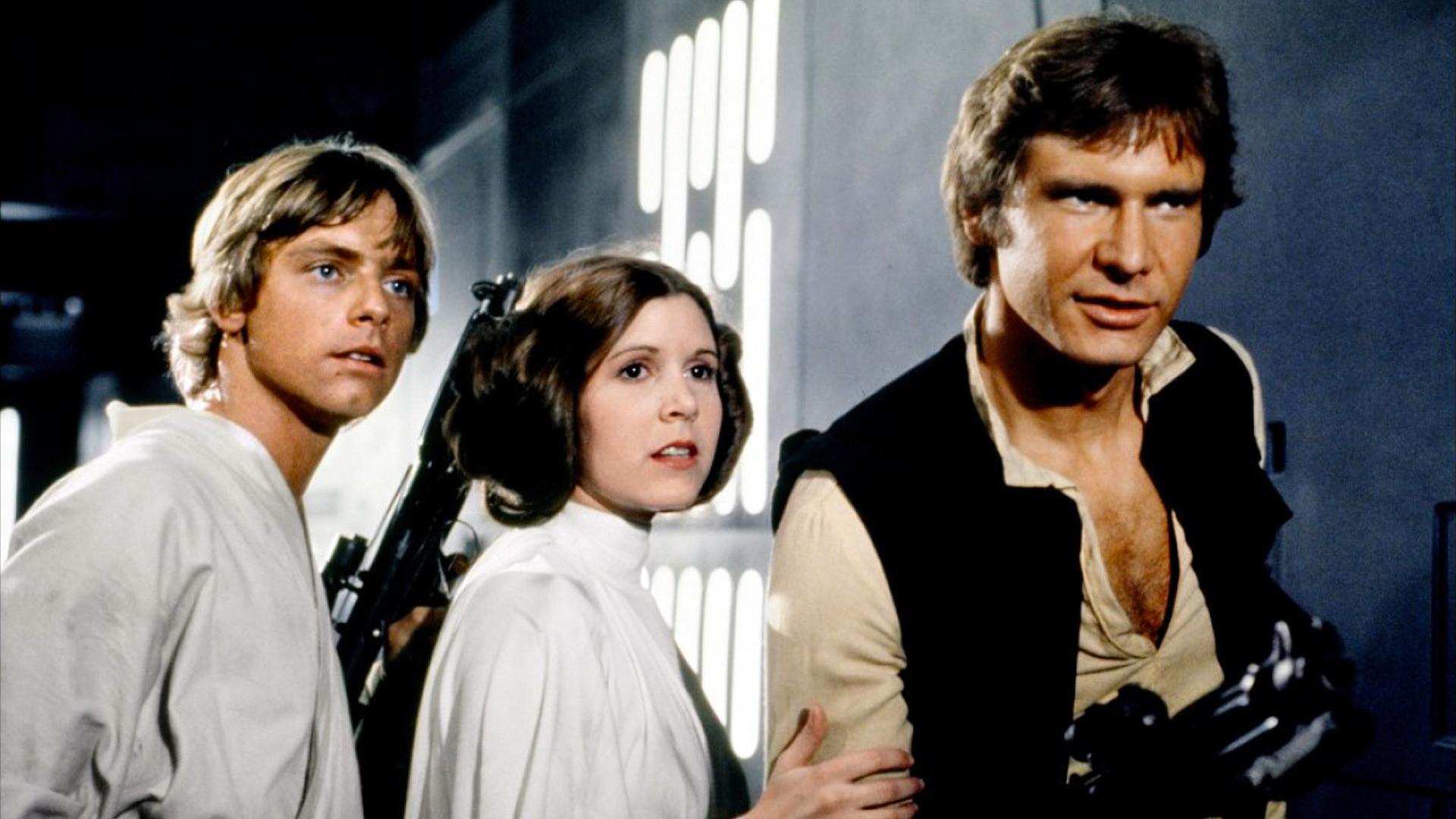 Star wars episode iv – a new hope 1977