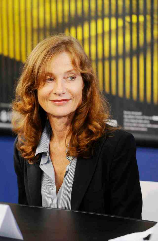 Isabelle Huppert. © Festival del Film Locarno / Ti-Press - Reguzzi