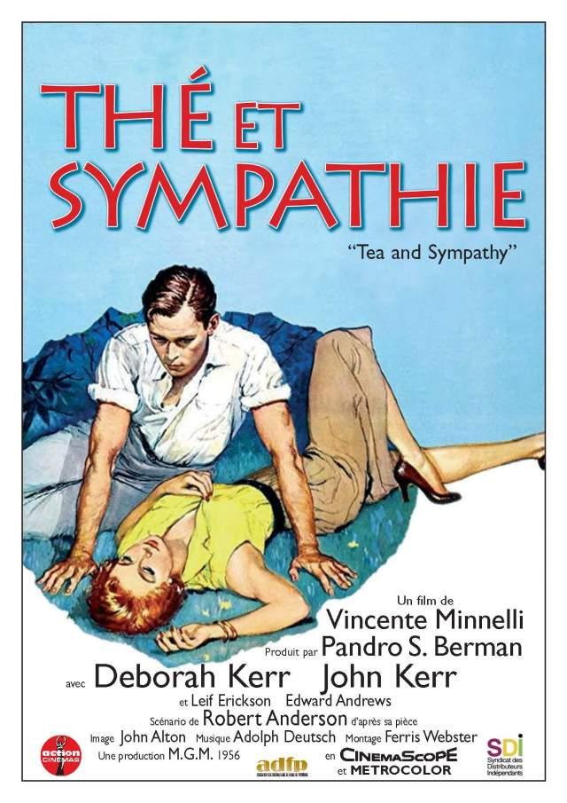 Affiche de Thé et Sympathie