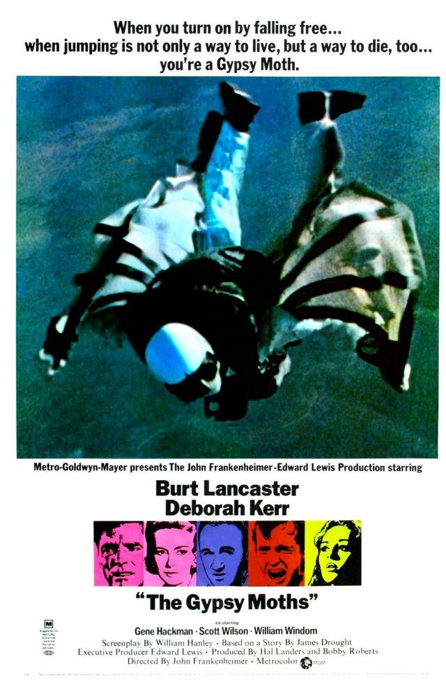 Affiche des Parachutistes arrivent (1969)