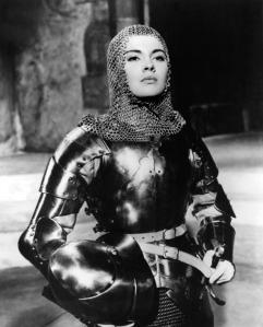 Jean Seberg dans Sainte Jeanne (1957)