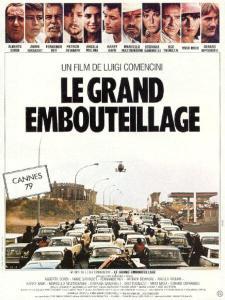 Affiche française de <em>Le Grand Embouteillage</em> (1979)