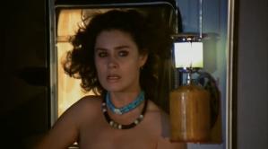 Corrine Cléry dans Les Proies de l'autostop (1977)