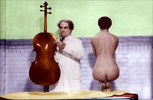 Ma femme est un violon (1971)