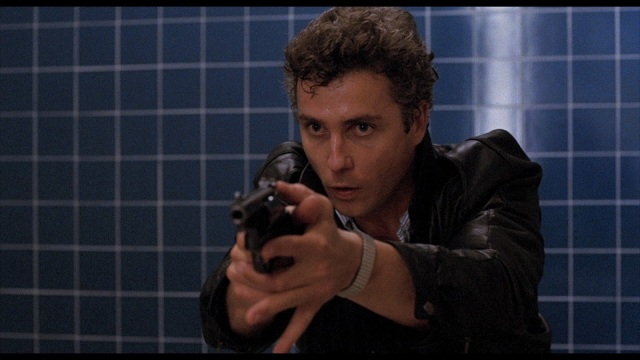 William Petersen dans Police fédérale, Los Angeles (1985)
