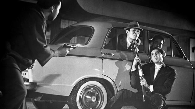 La Jeunesse de la bête de Sijun Suzuki (1963)