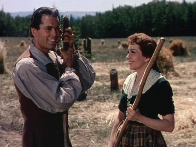 Sur la piste des Mohawks de John Ford (1939)