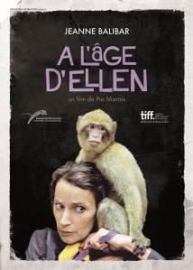 Affiche française de A l'âge d'Ellen (2010)