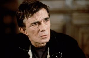 Gérard Blain dans son film Jusqu'au bout de la nuit (1995)