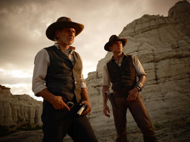 Cowboys & Aliens de Jon Favreau (2011)