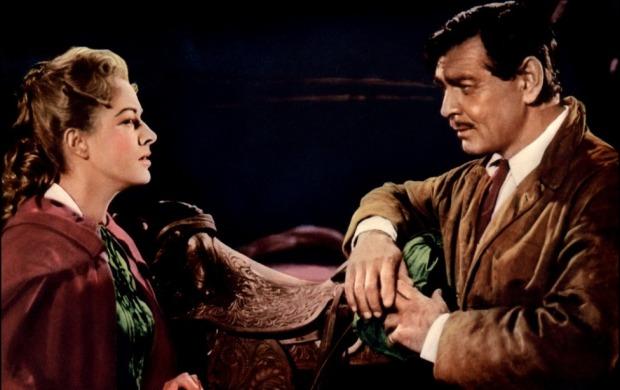 Le Roi et Quatre Reines (1956)
