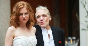 Shanyn Leigh et Abel Ferrara, Pardo d'onore Swisscom, au 64° Festival del film Locarno