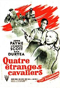 Quatre Etranges Cavaliers (1954)
