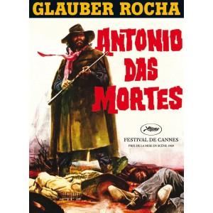 Affiche de la reprise française d'Antonio Das Mortes