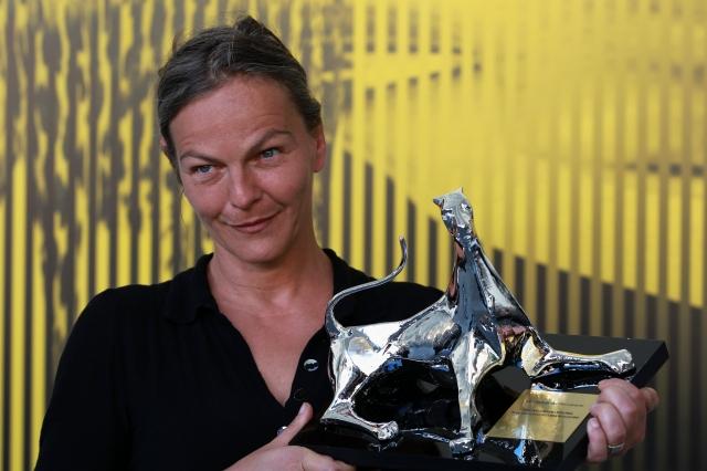 Valérie Massadian, Pardo per la migliore opera prima (Best First Film), au Festival del film Locarno