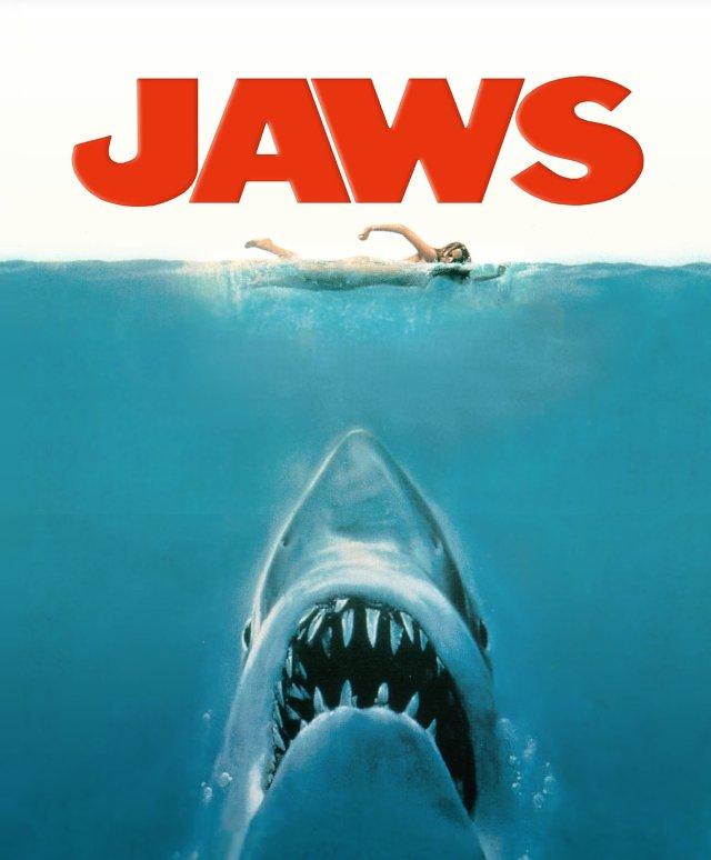 Poster américain des Dents de la mer
