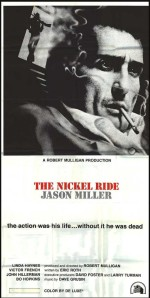 Affiche américaine de The Nickel Ride