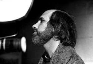 Brian De Palma sur le tournage de Blow Out