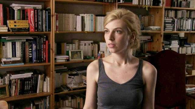 La Fille de nulle part de Jean-Claude Brisseau, l'un des 19 films en Concorso internazionale au Festival de Locarno