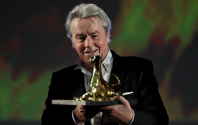 Lifetime Achievement Award pour Alain Delon