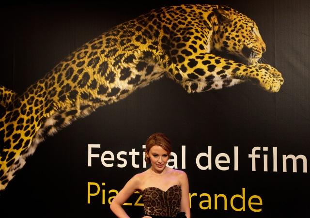 Kylie Minogue à Locarno