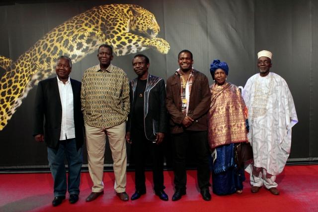 Gaston Kabore, Cheick Oumar Sissoko, Cheick Fantamady Camara, Djo Munga, Madame Cissé, Souleymane Cissé