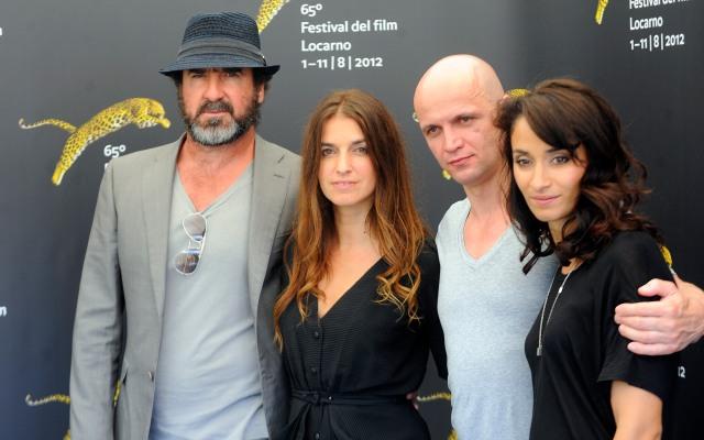 Eric Cantona, Joana Preiss, HPG et Rachida Brakni