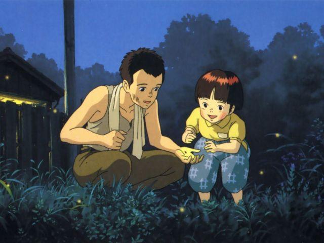Le Tombeau des lucioles (1988)
