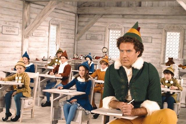 Elfe (2003). L'enfance selon Will Ferrell