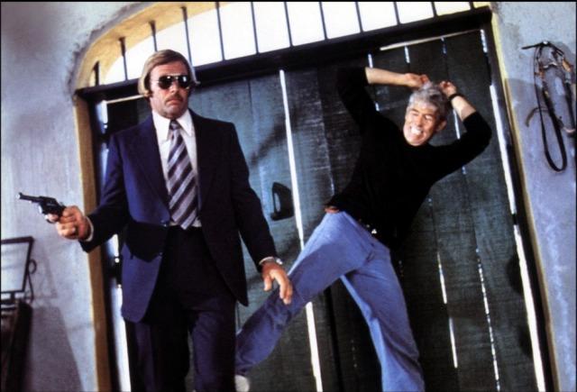 L'Arme au poing, qu'est allé faire James Coburn dans cette galère (1979)