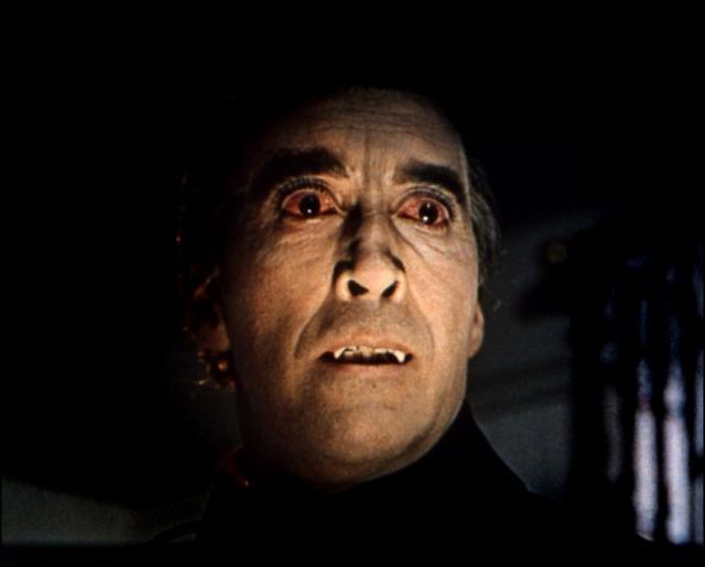 Le Cauchemar de Dracula de Terence Fisher (1958)