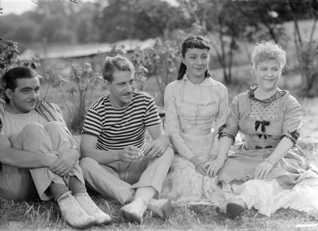 Partie de campagne (1936)