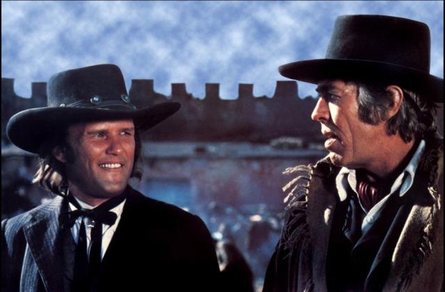 Pat Garrett et Billy le Kid de Sam Peckinpah (1973)